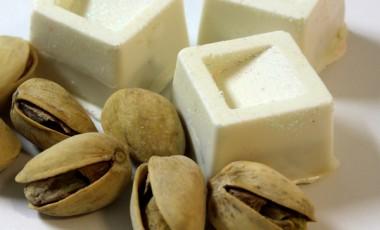 Pistachio Vanilla Truffle